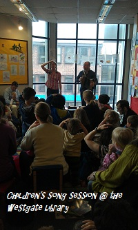 Childrens song at the Westgate library.jpg